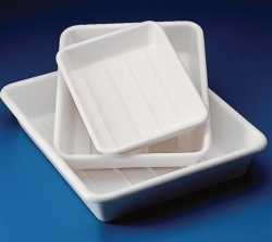 Photographic trays, PVC