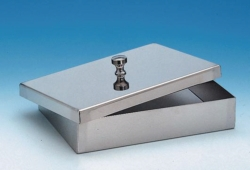 Instrument boxes, stainless steel 18/10