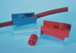 Keck tubing clamps KT