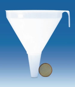 Barrel funnels, PP / HDPE
