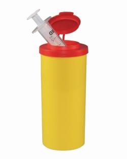 Needle Disposal System Kontamed Mini