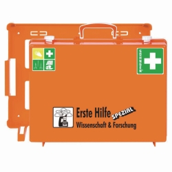Special First Aid Kit for Science and Research