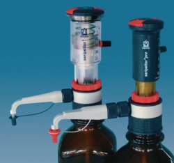 Bottle-top dispensers, seripettor® / seripettor® pro