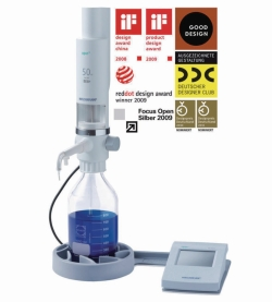 Digital-burette, opus®