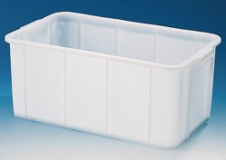 Transport and storage containers, PE-HD