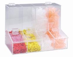 Acrylic-dispensing box