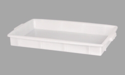 Storage and transport containers, PP / HDPE