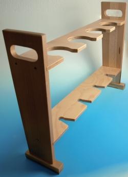 Sedimentation cones, accessory holders
