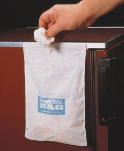 Waste Bags, HDPE