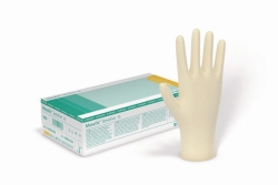 Disposable Gloves, Manufix® Sensitive und Powdered, Latex, Powder-Free and Powdered