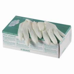 Disposable Gloves, Vasco®, Latex, Powdered