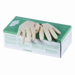 Disposable Gloves Vasco® Sensitive, Latex, Powder-Free