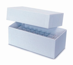 Cryogenic storage boxes, 1/2, 133 x 66