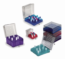 Cryogenic storage boxes Arctic Square®, PC, autoclavable
