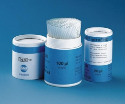 Disposable micropipettes, without ring mark, intraEND