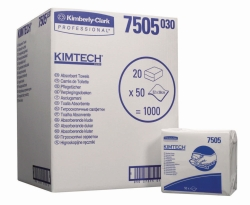 Cleaning cloths, KIMTECH* 7505
