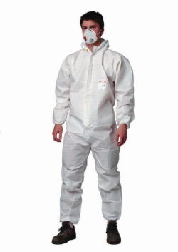 LLG-Overall tritex® pro White, Type 5/6, PP