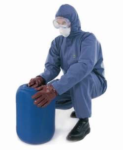Kleenguard* protective suits A50