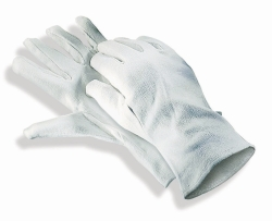 Cotton/Tricot Safety Glove