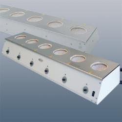 Serial heating units series KM-R6