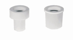 Sleeve adapters for Sonopuls Ultrasonic homogenisers, PTFE