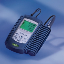 pH/Redox-Meter SD300pH