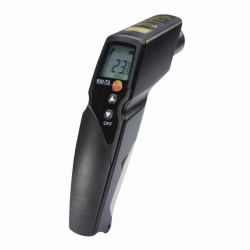 Infra-red thermometers, testo 830 series