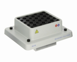 Accessory blocks for Thermoshaker PCMT