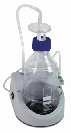 Aspirator with trap flask FTA-1