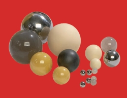 Grinding balls for grinding bowls PULVERISETTE 5 / 6 classic line