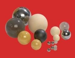 Grinding balls for grinding bowls PULVERISETTE 5/7 premium line