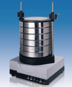 Analytical Sieve Shakers AS 400 control, AS 200 tap/ jet