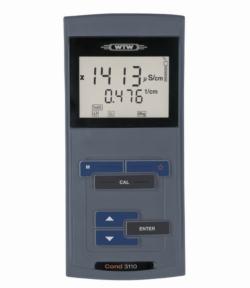 Portable conductivity meter ProfiLine Cond 3110