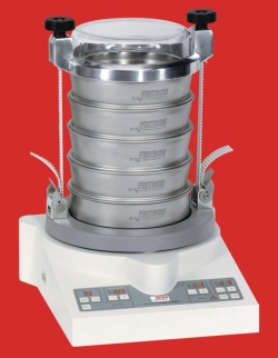 Vibratory sieve shaker ANALYSETTE 3 PRO and SPARTAN