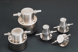 Pumpheads for gear pumps BVP-Z, MCP-Z Standard and MCP-Z Process