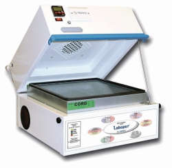 Recycling air filter box LABOPUR® H series for Safety cabinets