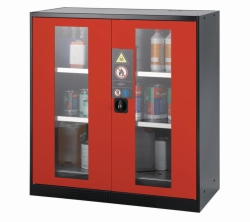 Chemical storage cabinets CS-Classic