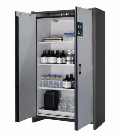 Safety Storage Cabinets Q-CLASSIC-30 with Wing Doors