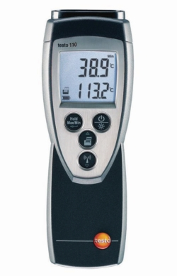 Digital thermometer testo 110