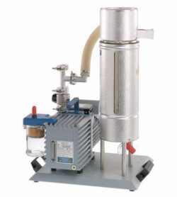 Chemistry pumping units