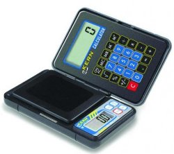 Pocket electronic balances, TEB and CM series