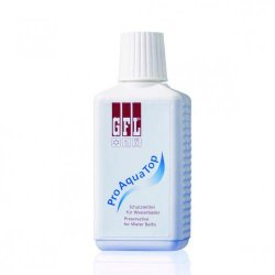 Protection agent for water baths and shaking water baths