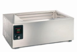 Water bath with circulation pump WPE45
