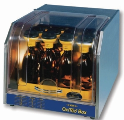Controlled temperature cabinet, OxiTop® Box