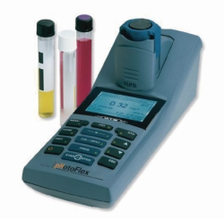 Handheld photometers pHotoFlex® series, with / without pH and turbidity measurement