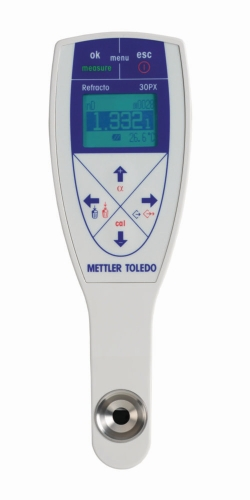 Digital portable refractometers Refracto 30PX/30GS
