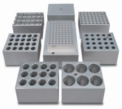 Aluminium blocks SHT for block heaters Stuart SBH series