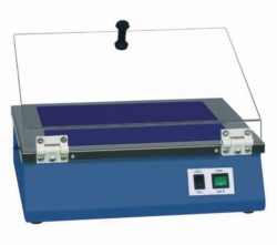 Compact UV transilluminators