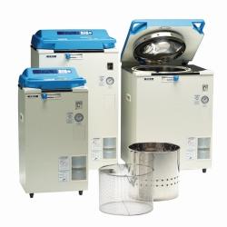 Steam sterilizers (autoclaves), HV series