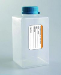 Sample bottles, PP, for water sampling, sterile